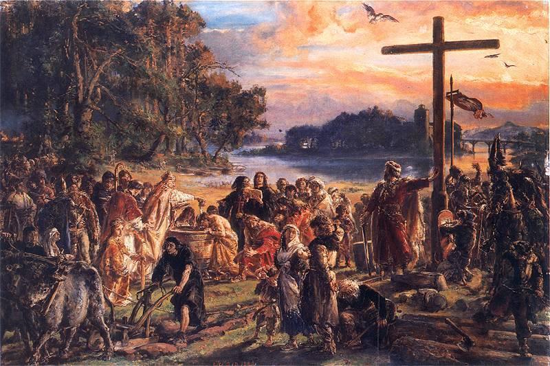 Stosunki polsko-niemieckie na tle X wieku