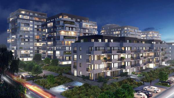 Mieszkania z rynku pierwotnego