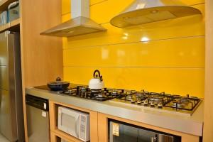 Kuchnia na poddaszu – miejsce specyficzne, ale piękne