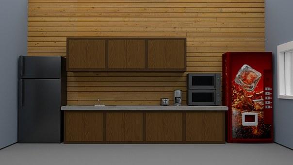 Automaty z jedzeniem: zalety