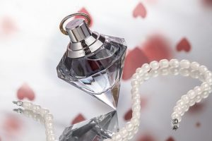 Damskie perfumy z logo Calvin Klein