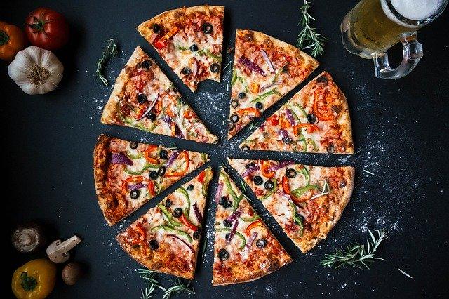 Kochana przez wszystkich – włoska pizza i nie tylko