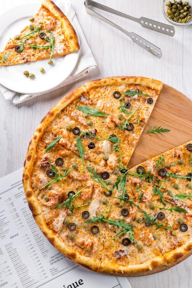 O pizzy słów kilka
