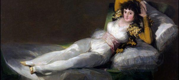 Malarstwo XVIII wieku: Francisco de Goya